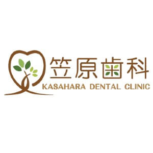 KASAHARA DENTAL CLINIC(笠原歯科)のロゴ
